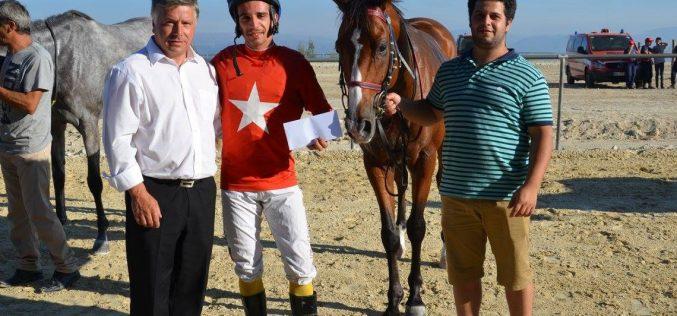 Garfield da Granja (POR) volta a vencer GP para nacionais!