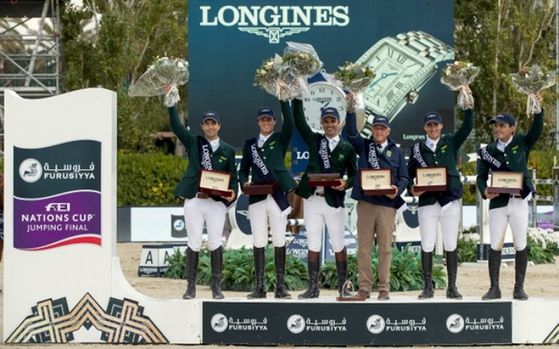 Veniss is the hero as Brazil clinches Longines Challenge Cup at Furusiyya Final