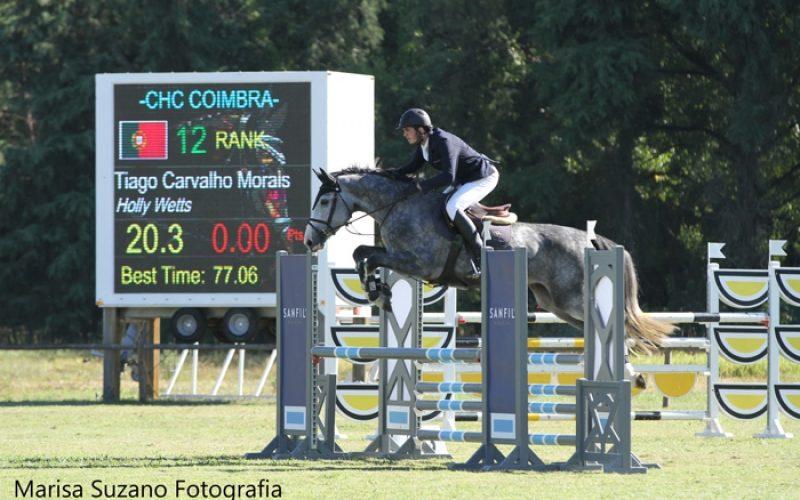Critérios para cavalos de 4, 5, 6 e 7 anos e Taça da Juventude de Coimbra