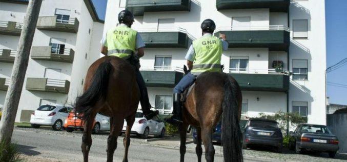 Militar da GNR morre após queda de cavalo