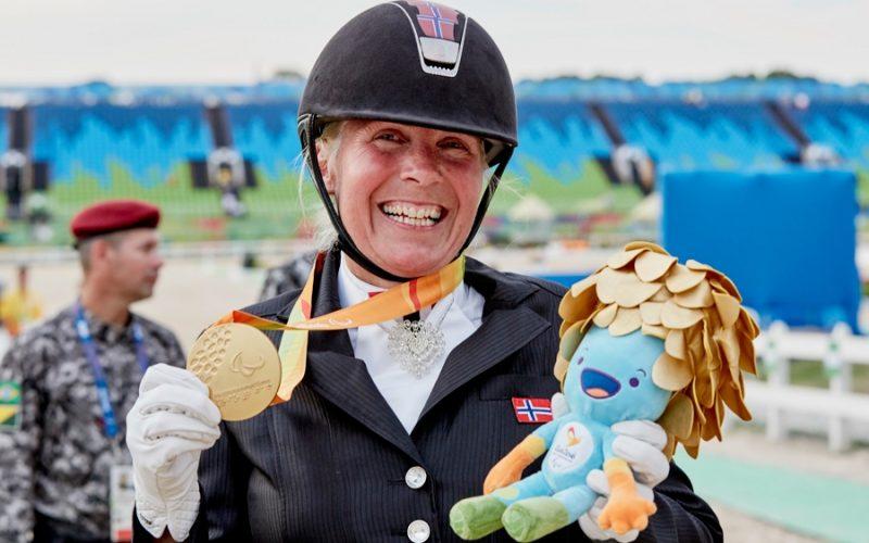 Rio 2016 Paralympics: Ann Cathrin Lübbe claims Gold