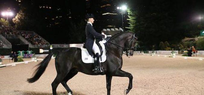 Central Park Horse Show CDI 4*: Judy Reynolds e Vancouver K vencem o G.P. Freestyle