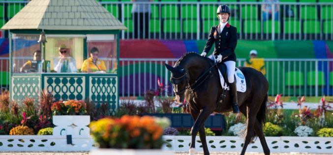 Rio 2016 Paralympics: Great Britain take command of para-equestrian team competition