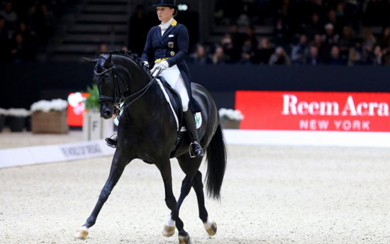 Werth and Weihegold produce spectacular win in Lyon
