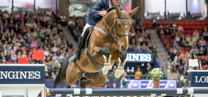 Irish riders on fire in Lyon as Denis Lynch and All Star score third podium finish in 24 hours