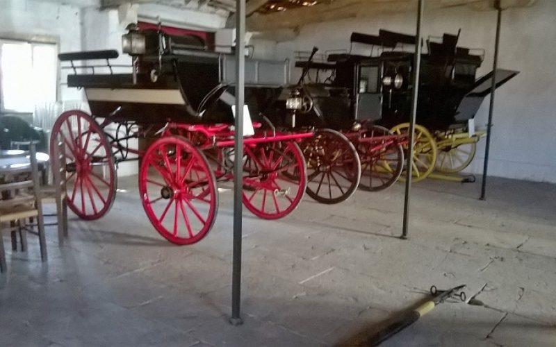 Museu de Carros de Cavalos dos Sócios da APA