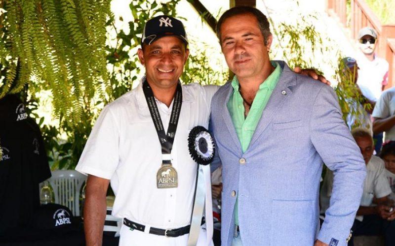 Miguel Fonseca vence no Campeonato Brasileiro de Equitação de Trabalho 2016