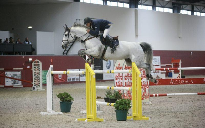 António Vozone salta para a ribalta no CEIA
