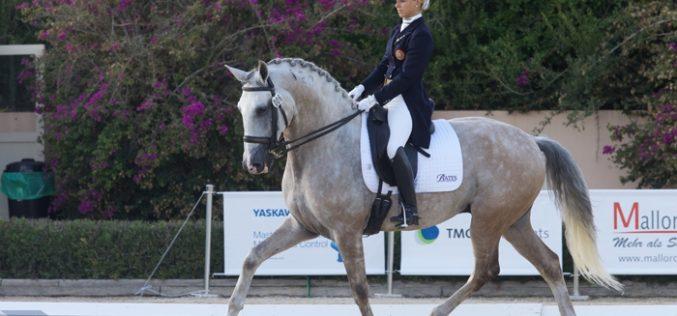 CDI4* Palma de Maiorca: Maria Caetano consegue bons resultados