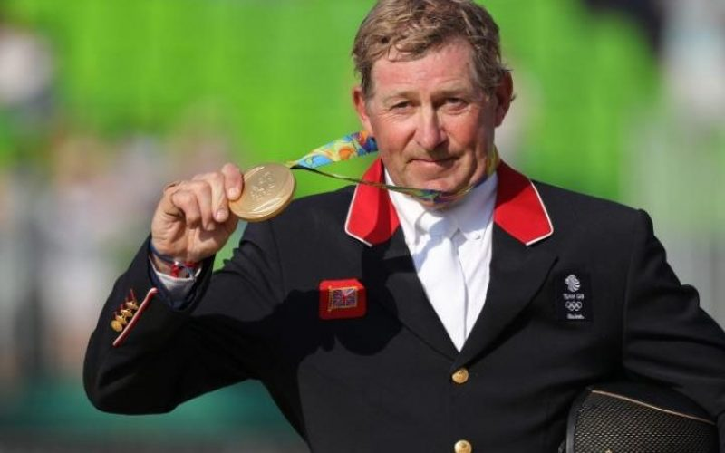 Nick Skelton galardoado pela British Showjumping Association