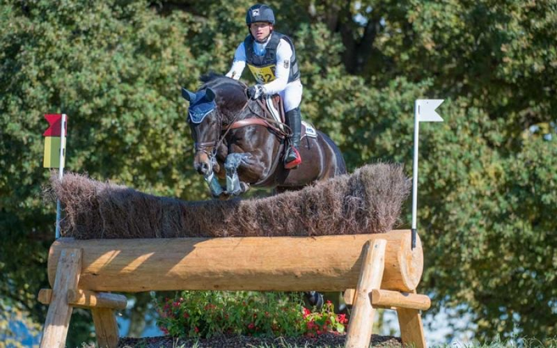 FEI Classics™: Michael Jung holds Cross Country lead at Pau