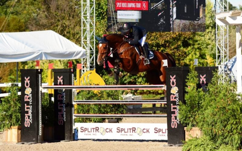 Ilan Bluman Wins $40,000 Amalaya Investments CSI 3* Grand Prix