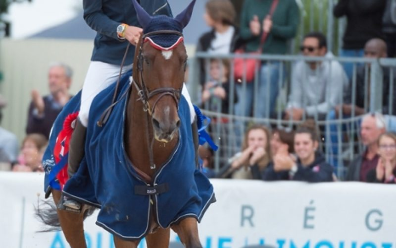 First CCI4* win for young French star – Livio beats Jung to Pau victory