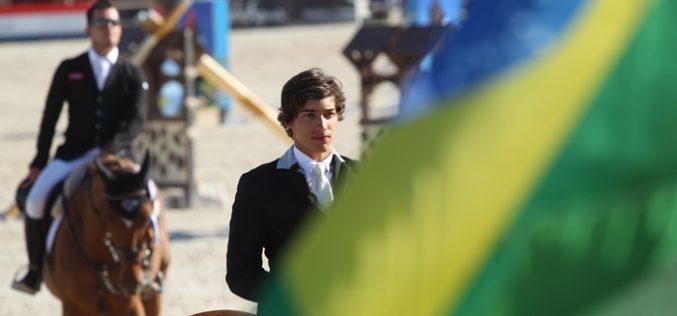 CSI2* Vilamoura: Brasileiro João Victor Castro conquista primeira vitória no Champions Tour