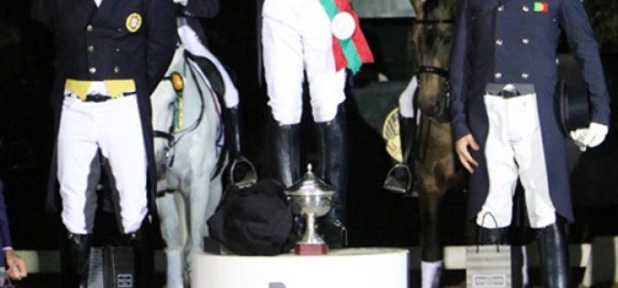 Gonçalo Carvalho conquista segundo título nacional consecutivo