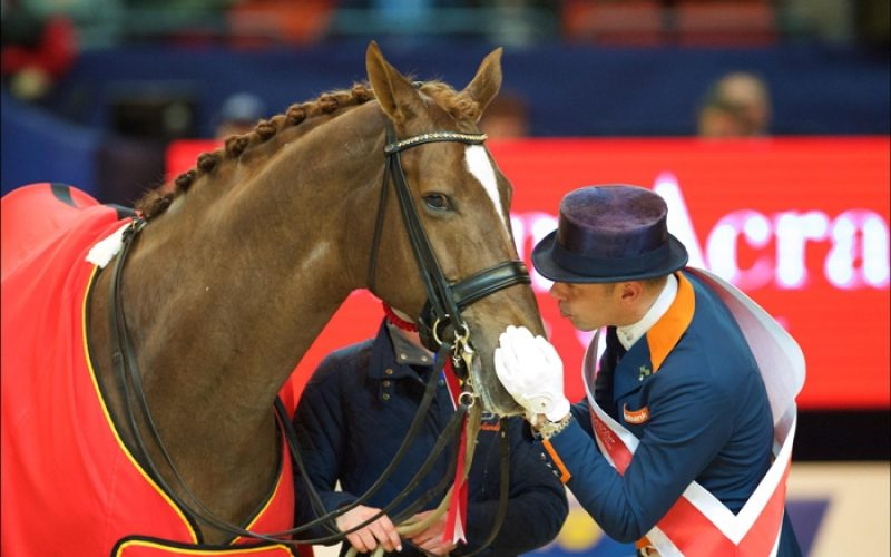 FEI World Cup™ Dressage: #TwoHearts put on their dancing shoes