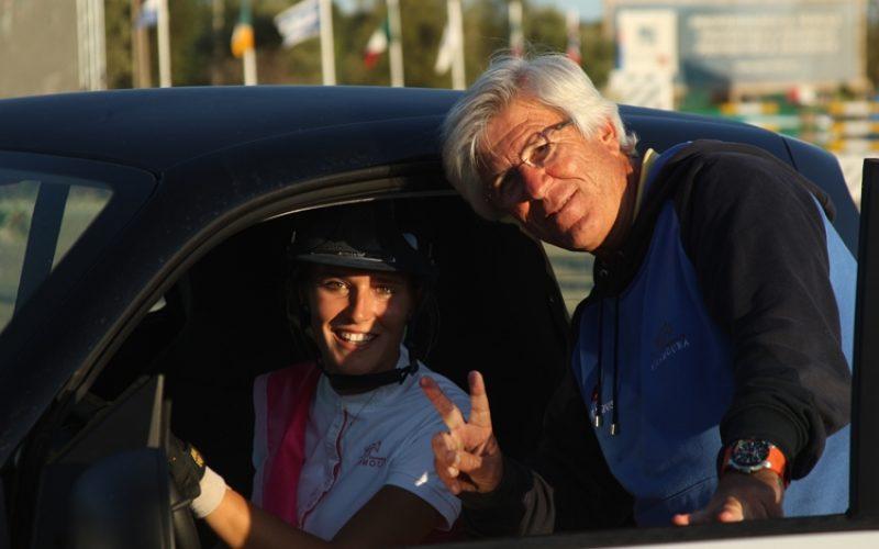 CSI3* Vilamoura: Jessica Mendoza conquista Mike Davies Ladies Trophy