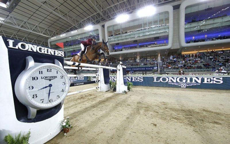 Six of World Top 10 to Doha For Dramatic LGCT Final