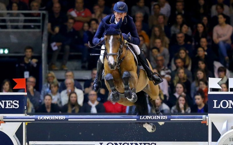 Deusser wins drama-filled Longines leg at Lyon