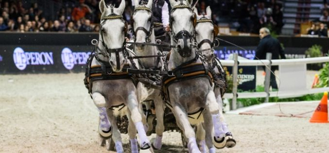 FEI World Cup™ Driving enters its 16th season