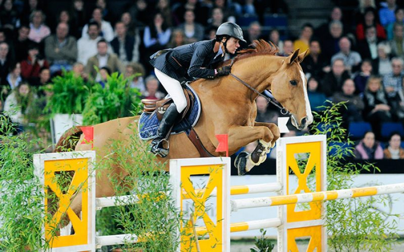 Kent Farrington and Voyeur clinch another victory in Lexington