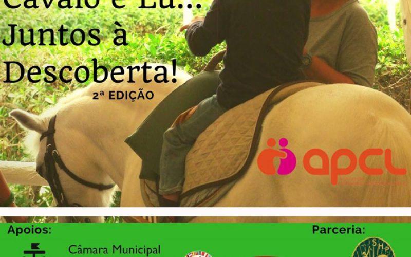 """""""O Cavalo e Eu… Juntos à descoberta!"""""""