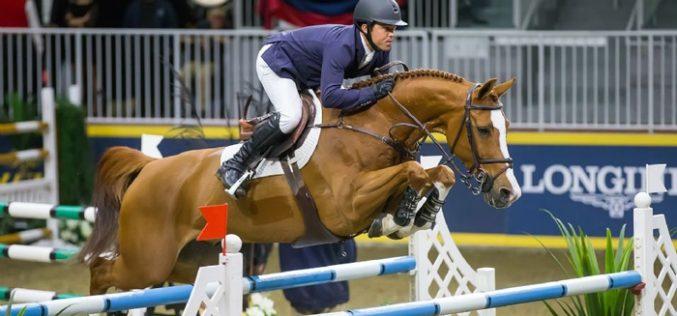 Kent Farrington Conquers 'Big Ben' Challenge at 2016 Royal Horse Show