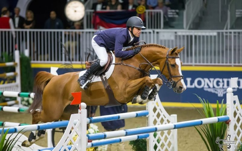 Kent Farrington Conquers 'Big Ben' Challenge at 2016 Royal Horse Show