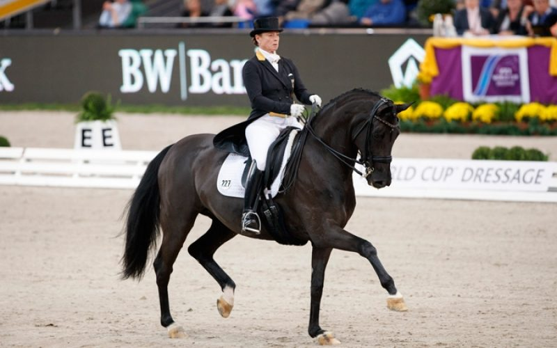 Werth makes it a double as she leads German whitewash at Stuttgart