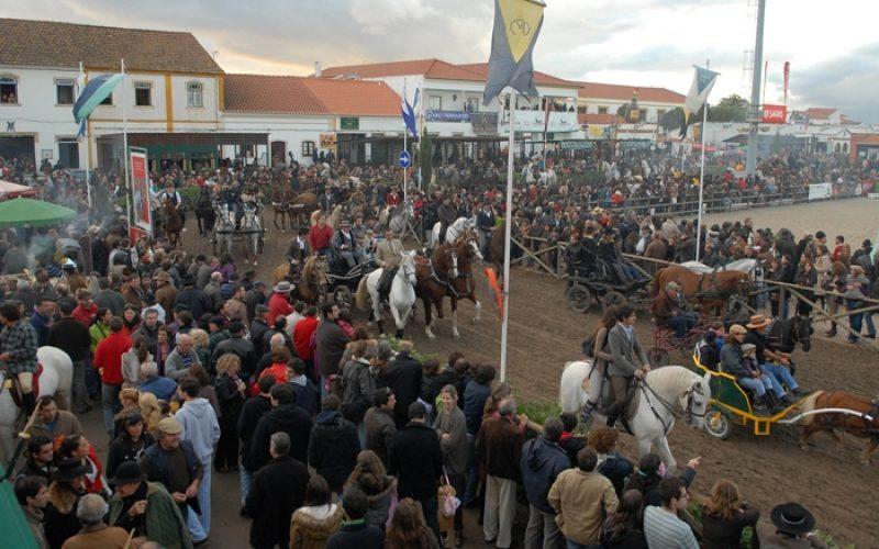 Golegã: Feira Nacional do Cavalo, um evento para o país e para o mundo…