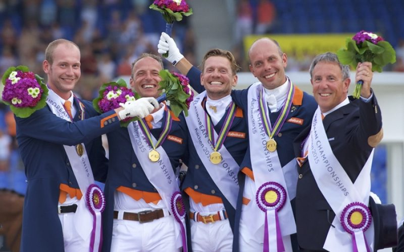 In Memoriam: Wim Ernes (NED), Olympic Dressage judge and Dutch team coach (1958 – 2016)