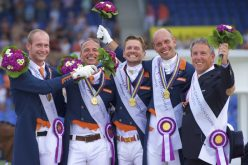In Memoriam: Wim Ernes (NED), Olympic Dressage judge and Dutch team coach (1958 – 2016)