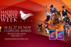 5 Portugueses inscritos na 4ª edição do Madrid Horse Week