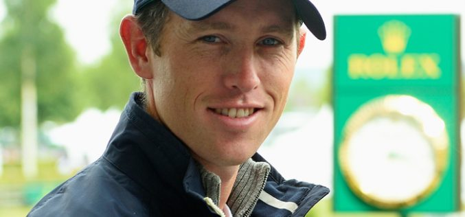 Interview with Major winner Scott Brash