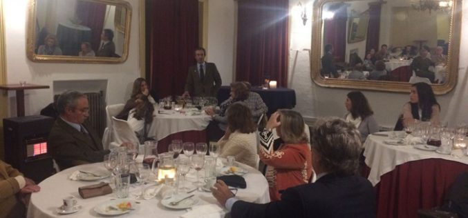 APCA, APCAA E APCLA realizou jantar de Natal em Évora