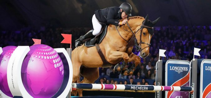 CSI5*-W Mechelen: Roger Yves Bost conquista o Grande Prémio Longines Taça do Mundo