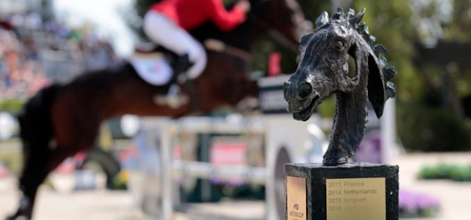 FEI Nations Cup™ Final comes to Barcelona for fifth consecutive year in 2017