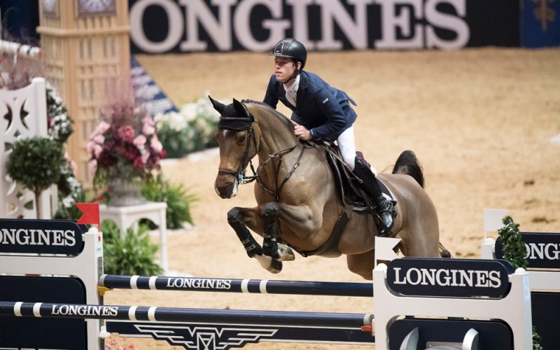 British bonanza as Brash and Maher are top two at Olympia