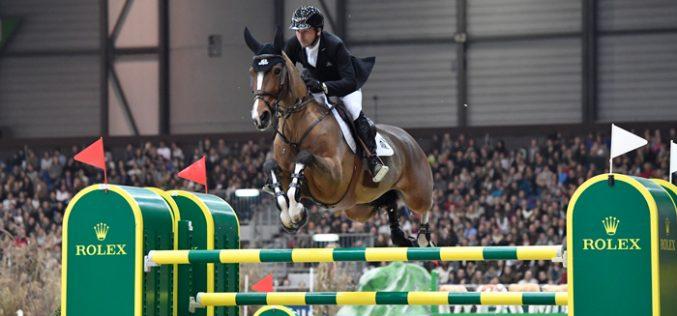 Rolex Top Ten: Eric Lamaze conquista o troféu Rolex