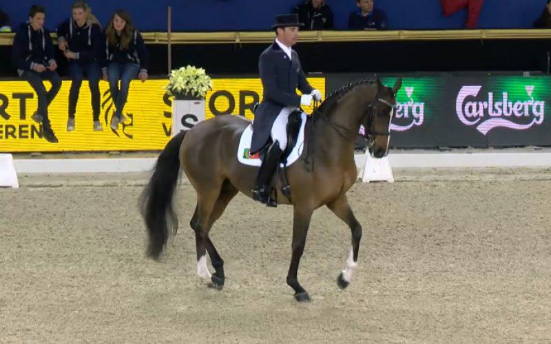 CDI4* Mechelen: Filipe Canelas Pinto termina época com 70,675% (VÍDEO)