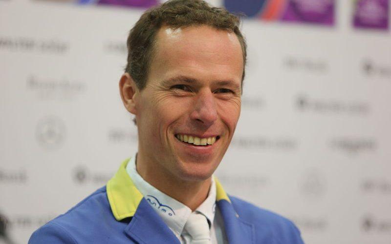 Christian Ahlmann termina o ano no topo do ranking mundial