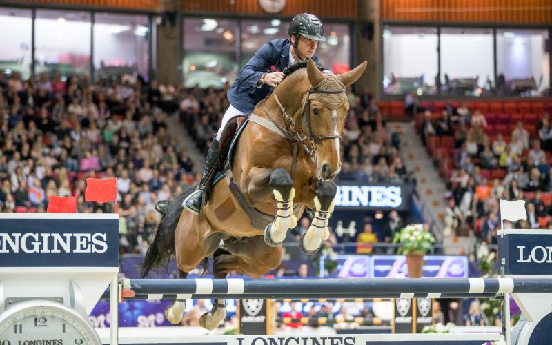 Denis Lynch moves up to third on World Cup table in Mechelen