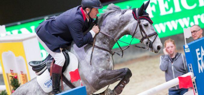 CSI4* Salzburgo: Britânico Robert Smith ganha a prova inaugural