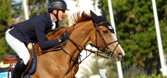 CSI3*-W Abu Dhabi: David Will ganha o Grande Prémio
