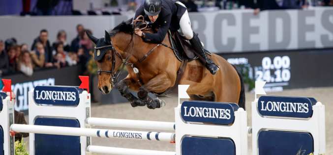 Alvarez Aznar dares to win at Longines leg in Zurich
