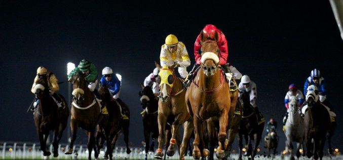 Corridas de cavalos figuram entre os desportos com maior facturação no mundo