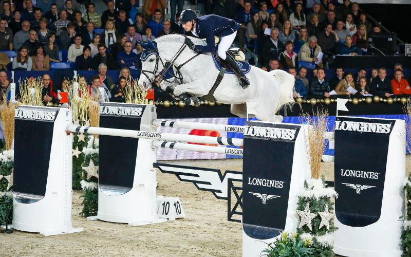 Germany's Daniel Deusser new world number one in Longines Rankings