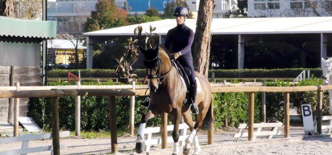 Maria Amaral reforça a sua quadra para 2017