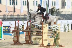 CSI4* Abu Dhabi: João Marquilhas sobe ao segundo lugar do pódio nos E.A.U.