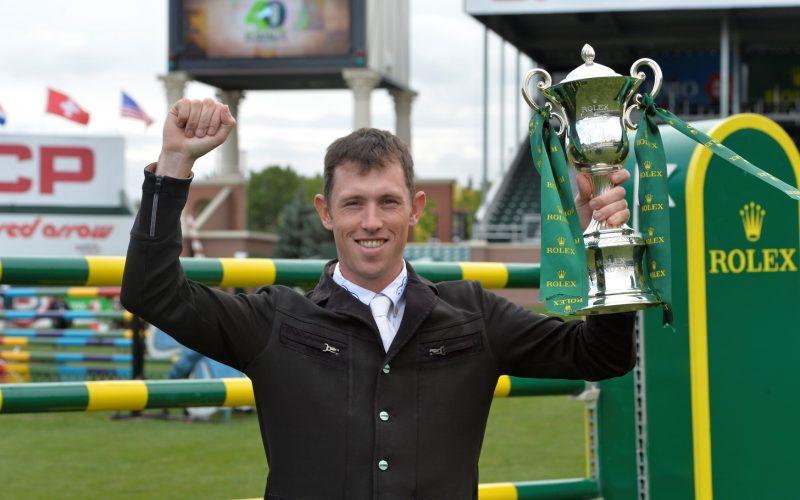 Scott Brash conquistou mais de um milhão de euros em 2016